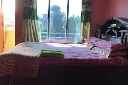 Private Apartment with Balcony in Hetauda