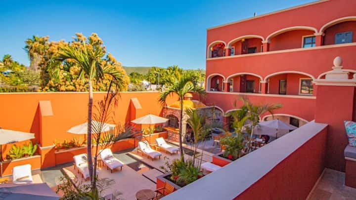 1 Bed Condo at Villas De Todos Santos (208)