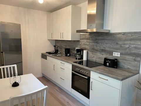Nagelneue moderne Wohnung in Ingolstadt Süd