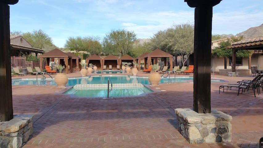 Scottsdale Westworld area