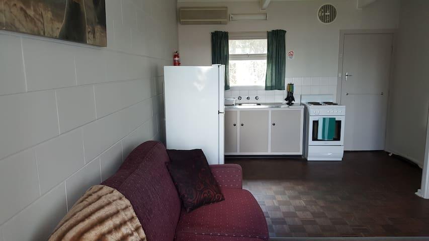 Karl's Sanctuary - open plan living