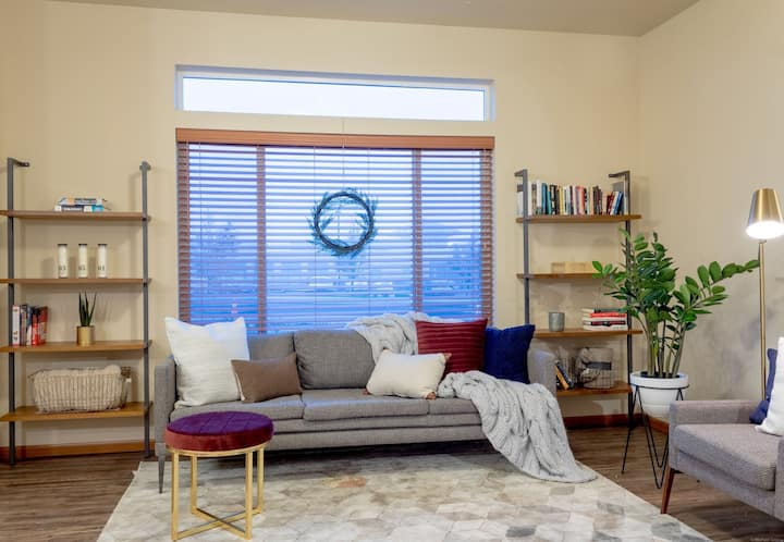 Clean, cozy place of your own | 3BR in Spokane