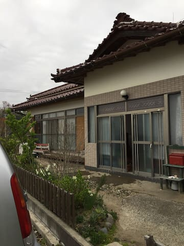 traditional house and the beach2 - 宮城郡 - Villa