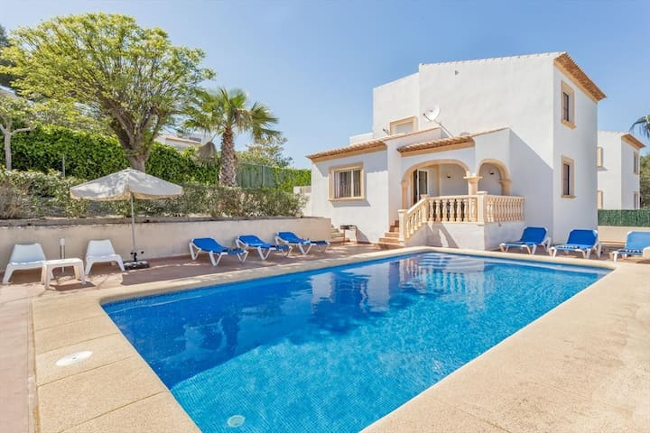 Holiday homes Monte Amarillo - Javea - House
