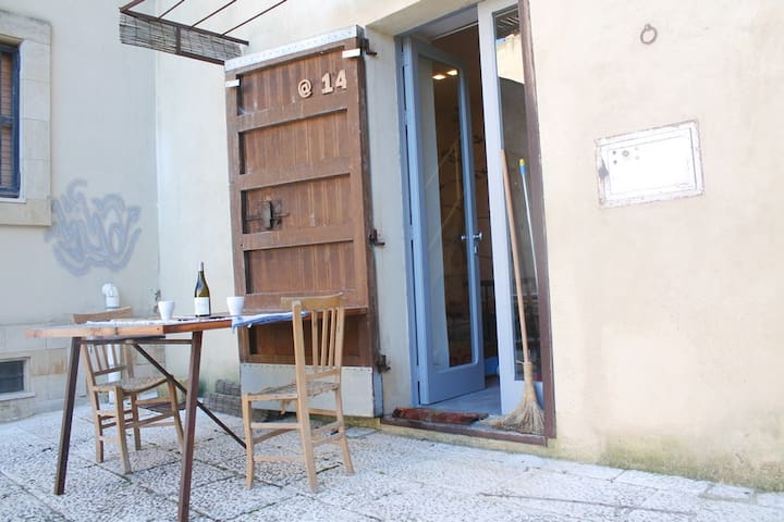 HOLIDAY HOUSE SICILY@14 - Salemi - Hus