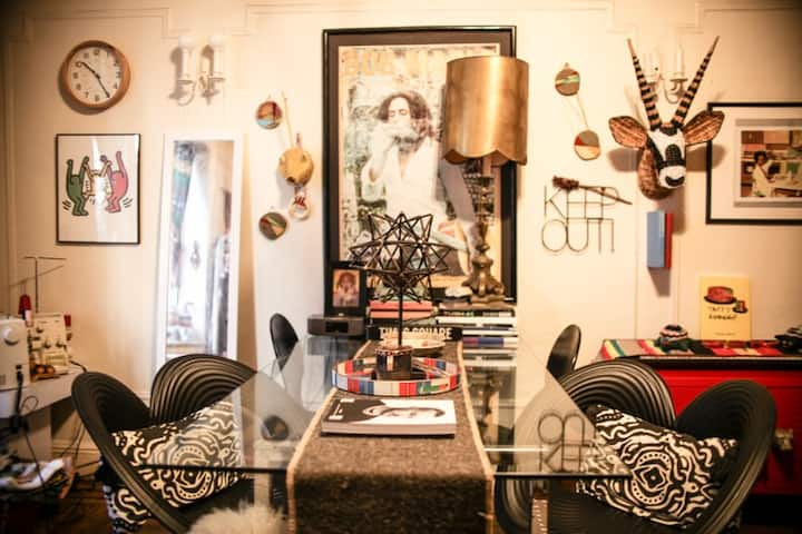 """MUNCHIES "" FASHION ART studio GUEST HOUSE"