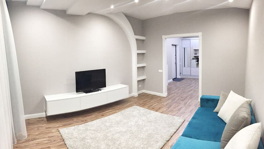 Modern New Apartment for your visit to Chisinau !