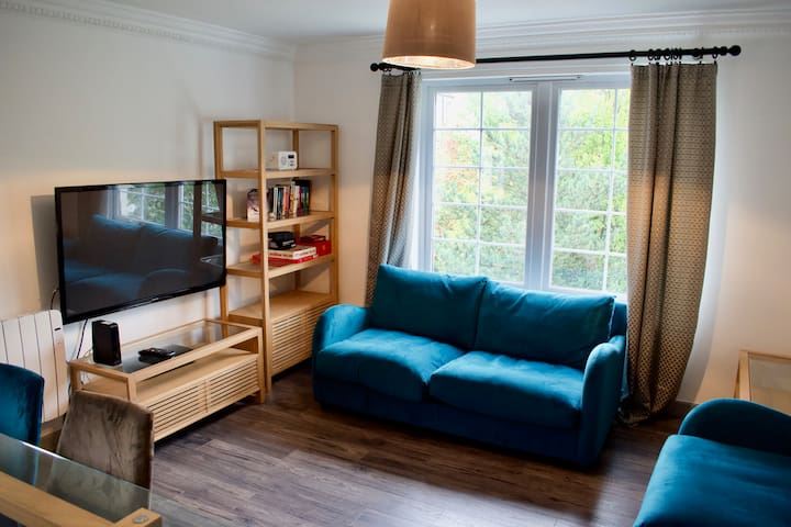 Modern Flat in the Heart of Edinburgh