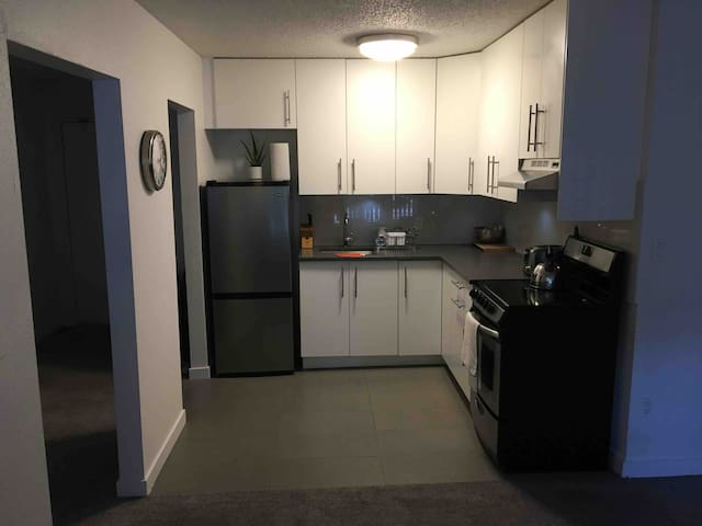 Kitsilano 1 Bdrm Apt -close to Downtown/Beach/UBC