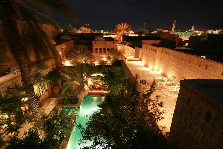 Dar Nejma - Riad Luxe - Isis Suite