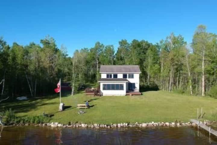 Eagles Landing Lake House