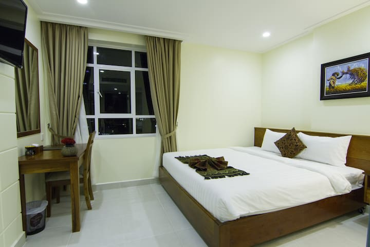 Charming and Terrific room in Phnom Penh - Phnom Penh - Apartamento