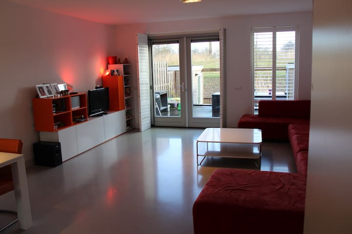 Luxurious & spacious house only 30m from Amsterdam - Uithoorn - Talo