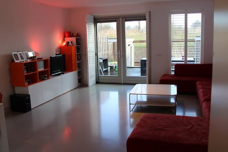 Luxurious & spacious house only 30m from Amsterdam - Uithoorn