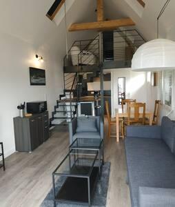 Appartement Duplex indépendant avec Jardin