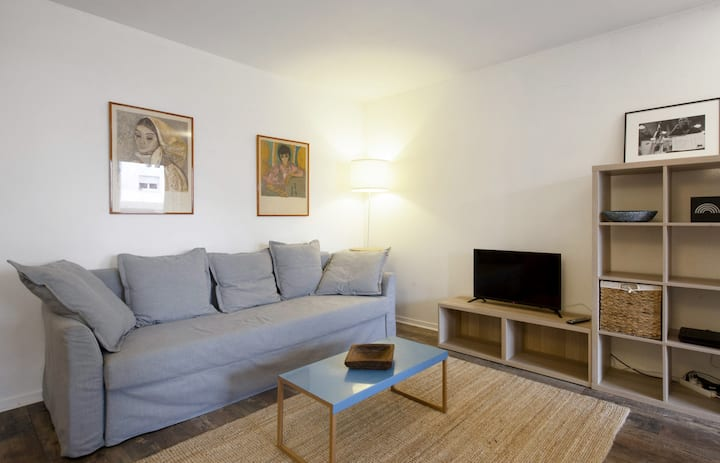 Charming 1br w/ balcony & parking at the heart of Soorts-Hossegor - Welkeys