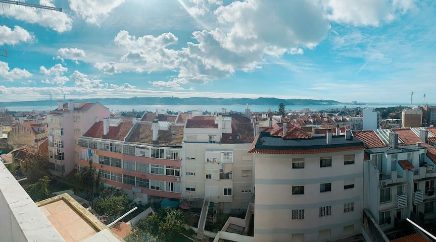Quarto suite em Belém