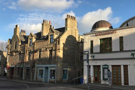 Ideal flat for Stirling, Edinburgh, Grangemouth