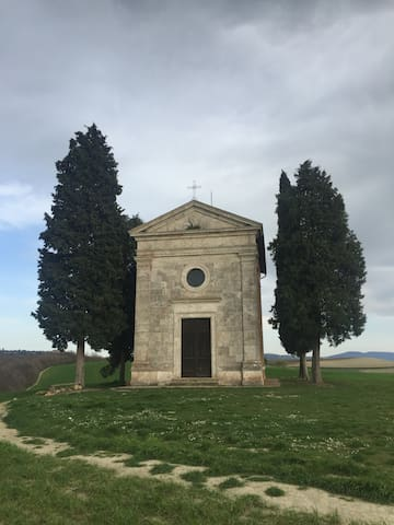 Guidebook for Val d'Orcia