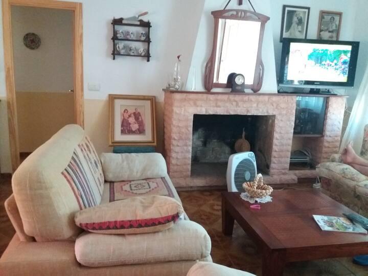 Villa Dosemes. Sol y tranquilidad en el MAR MENOR