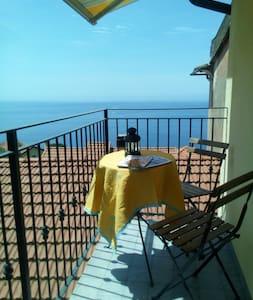 Bluesea house: between sea and olive trees