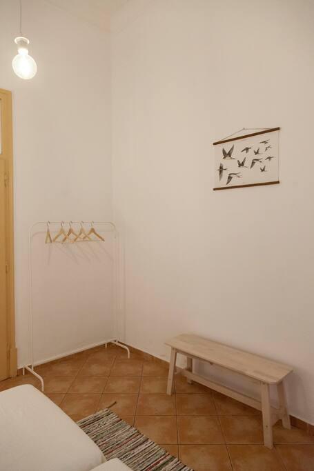 Espaço do quarto