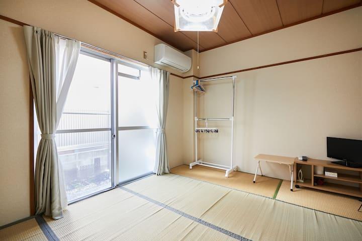 日式溫馨套房1