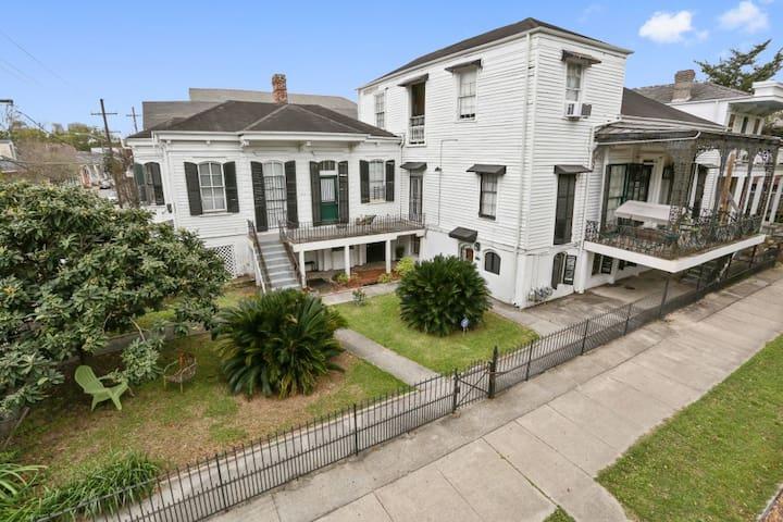 Romantic Luxury Next To French Quarter - 18 - New Orleans - Leilighet