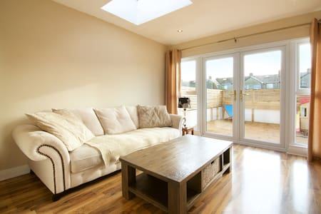 Cosy Double, Private Bathroom & Living Room - Clontarf - Bed & Breakfast