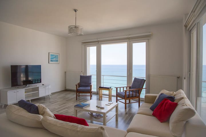 Luxurious Seahouse
