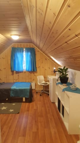 Your own little quiet place near Oslo Airport