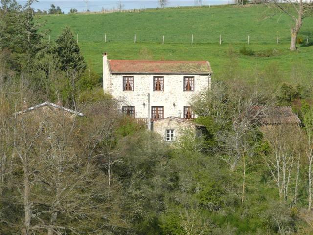 La Grange de l'Effraie - Beauzac - Natuur/eco-lodge