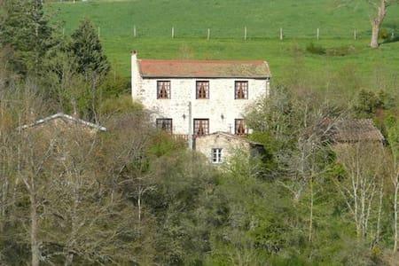 La Grange de l'Effraie - Beauzac - Haus