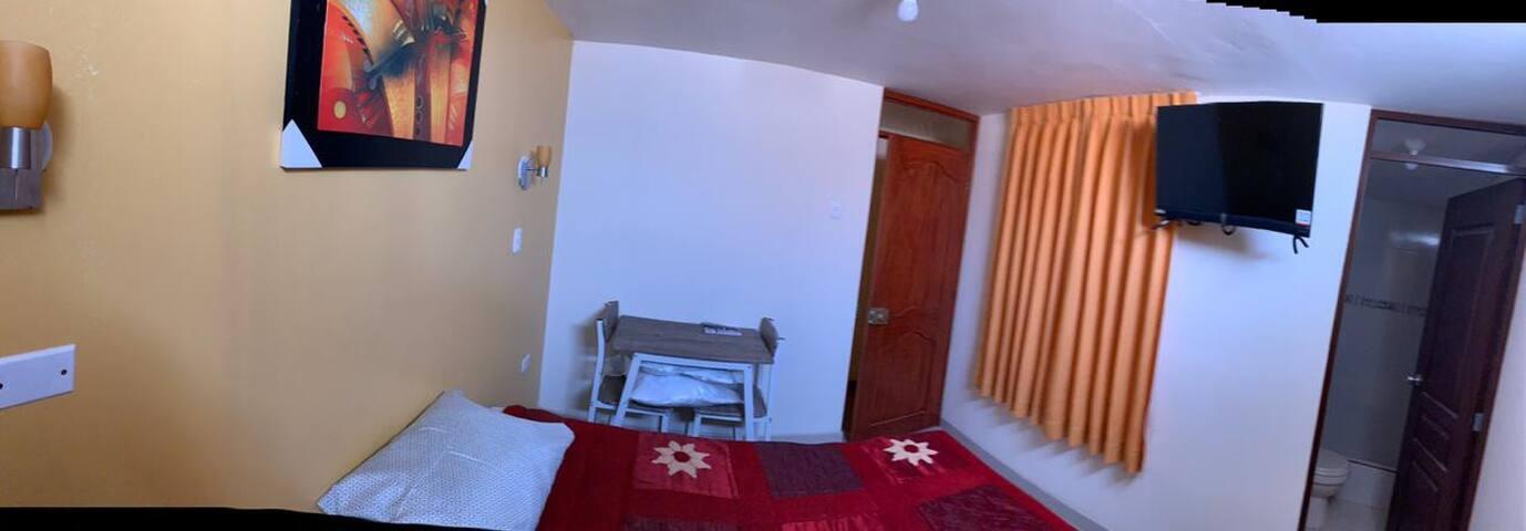 Habitación 206