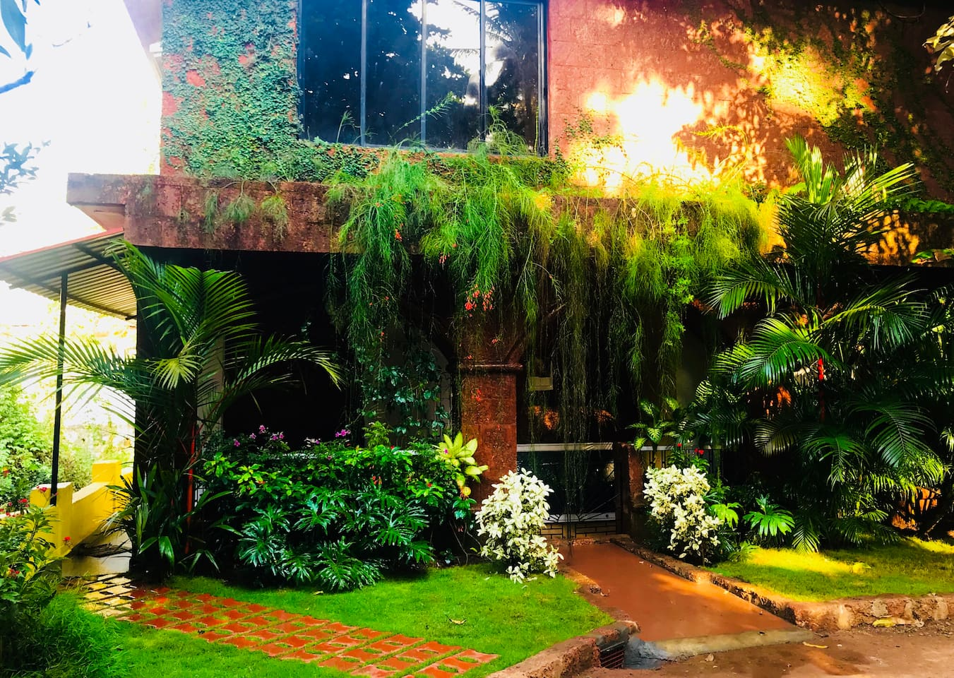 TWO BEDROOM house in a SENIC & QUIET goan village - Houses for Rent ...