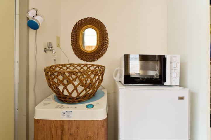 日当抜群 The Sun room 都営浅草線 馬込駅7分 木の香の3F 固定WiFi - Ōta-ku - Apartment