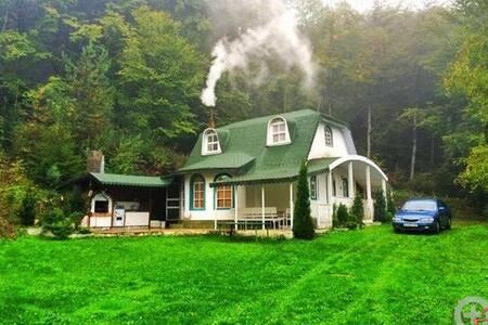 Beautiful, Cozy,Relaxing Villa in Osogovo Mountain