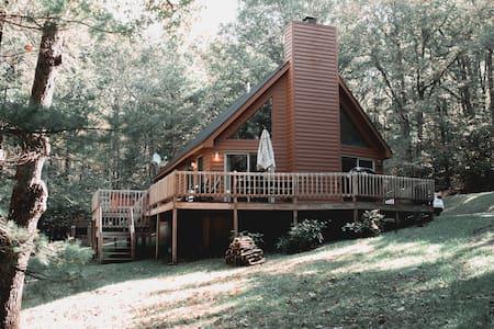 Poppy's Mountain House @ Deep Creek