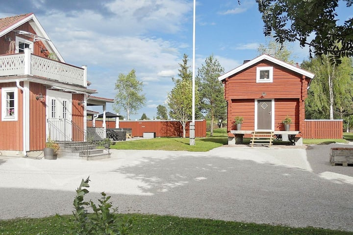 4 person holiday home in RÄTTVIK