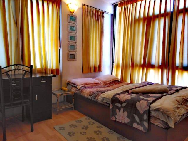 Aakash Room # 1 Organic Home, Kupondole Height
