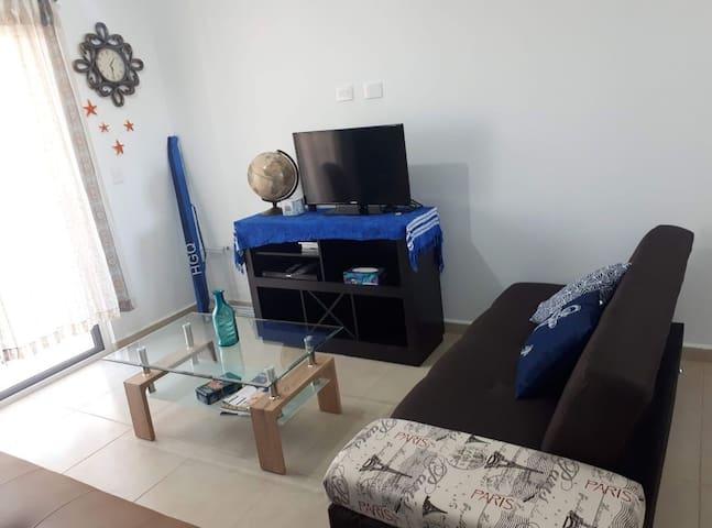 Punta Esmeralda Comodísimo apartamento