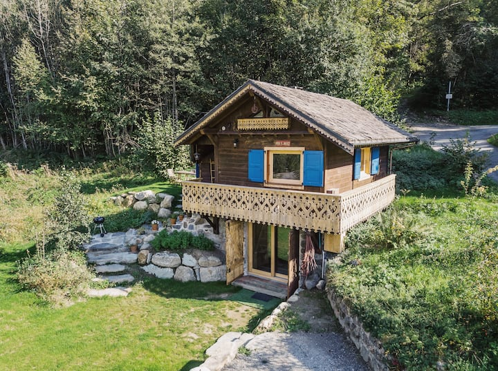 Cozy Chamonix Valley Cabin