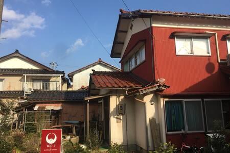 「guesthouse仮( )-karikakko」4.5畳個室