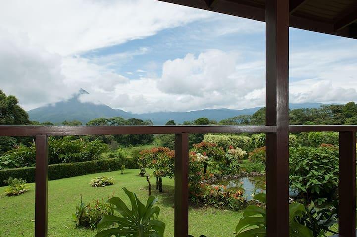 Near Arenal Volcano NationalPark 'Economy Room' AL