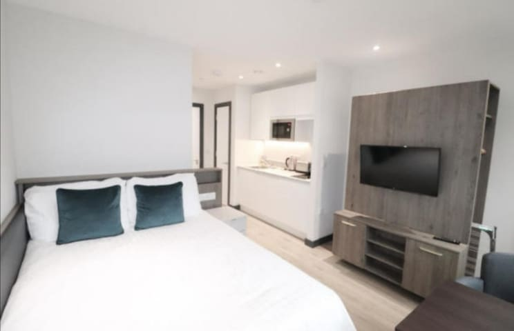 A Simply Stunning Studio Apartment, Liverpool L2
