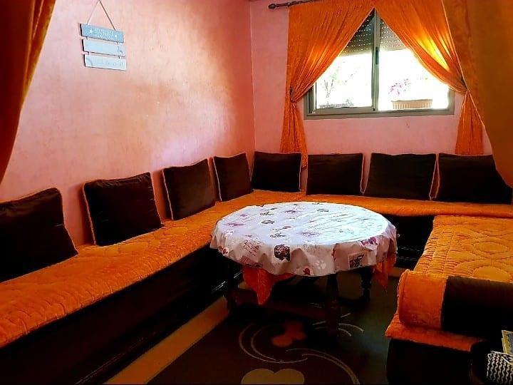 n4- Jolie appartement de vacances à ifrane city