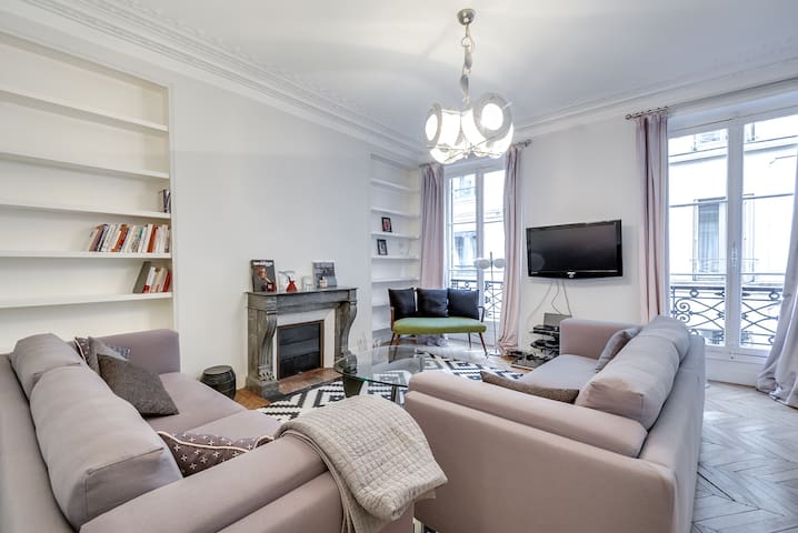 GORGEOUS APARTMENT - PLACE DE LA MADELEINE - Paris - Apartemen
