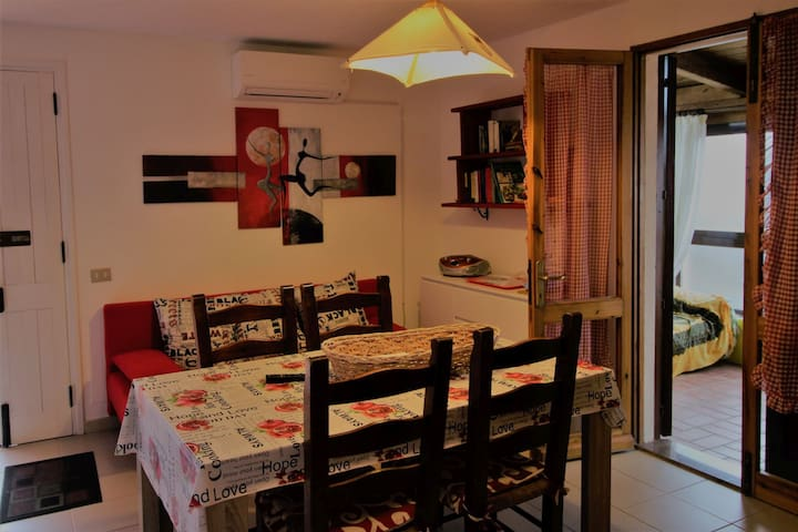 Grazioso appartamento Torre dei Corsari