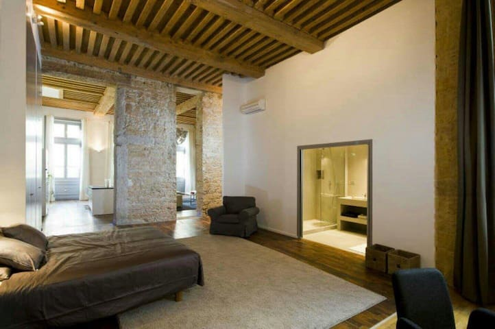 Loft Royal - Lyon - Loft
