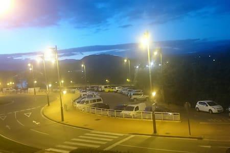 Apto céntrico, hermosas vistas - Logroño - Departamento